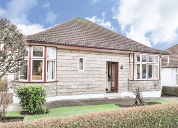 Thumbnail 3 bed bungalow for sale in Henderland Road, Bearsden, Glasgow
