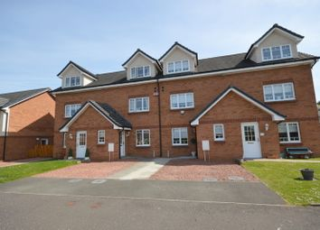 Thumbnail 3 bedroom town house for sale in Glenfinnan Drive, Dumbarton