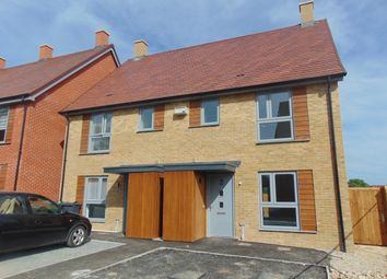 Thumbnail 3 bed semi-detached house to rent in John Amoor Lane, Ashford