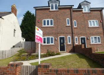Thumbnail 4 bed semi-detached house to rent in Chester Road, Helsby, Frodsham
