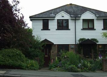 Thumbnail 2 bed property to rent in Bow Road, Wateringbury, Maidstone