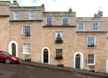 Thumbnail 4 bedroom terraced house for sale in Northampton Street, Bath, Somerset