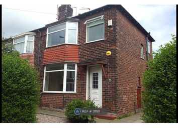 Thumbnail 3 bedroom semi-detached house to rent in Weaste Lane, Salford