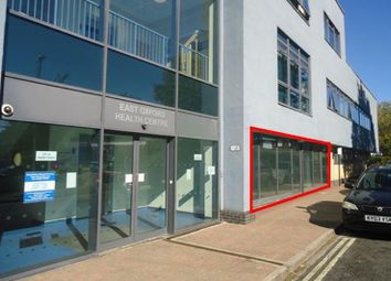 Retail premises to let in East Oxford Health Centre, Manzil Way, Oxford OX4