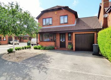 Thumbnail 4 bed detached house for sale in Kennett Gardens, Abbeymead, Gloucester
