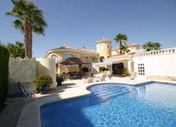 Thumbnail 4 bed villa for sale in San Miguel De Salinas, Alicante, Spain