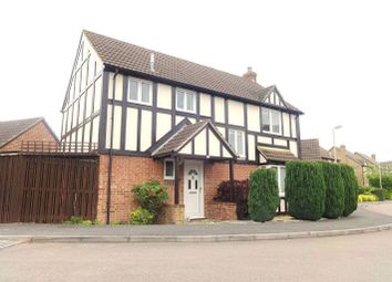 Thumbnail 4 bed detached house to rent in Hurford Drive, Thatcham