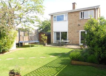 Thumbnail 4 bed detached house for sale in Dove House Close, Bromham, Bedford, Bedfordshire