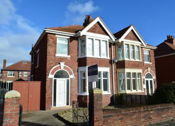 Thumbnail 3 bed semi-detached house for sale in St Martins Road, Blackpool, Lancashire