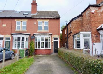 Thumbnail 3 bed terraced house for sale in Coleshill Road, Water Orton, Birmingham