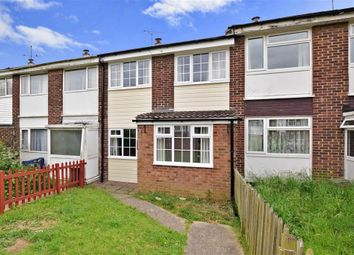 Thumbnail 3 bed terraced house for sale in Lincoln Close, Strood, Rochester, Kent