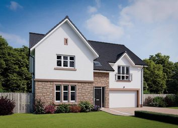 "Thumbnail 5 bed detached house for sale in ""The Moncrief"" at Browncarrick Drive, Ayr"
