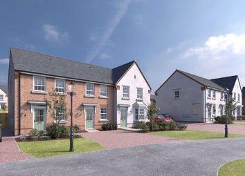 Thumbnail End terrace house for sale in Alveley View, Plot 1, Kidderminster Road, Bridgnorth, Shropshire