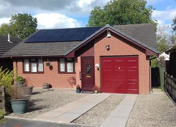 Thumbnail 3 bed detached bungalow for sale in Goylands Close, Howey, Llandrindod Wells, 5Rb.