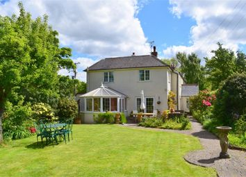 Colaton Raleigh, Sidmouth, Devon EX10. 4 bed semi-detached house