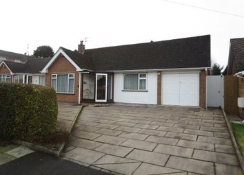 Thumbnail 2 bed detached bungalow for sale in Wenger Crescent, Trentham, Stoke On Trent