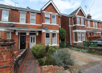 Thumbnail 3 bed semi-detached house for sale in Suffolk Avenue, Shirley, Southampton