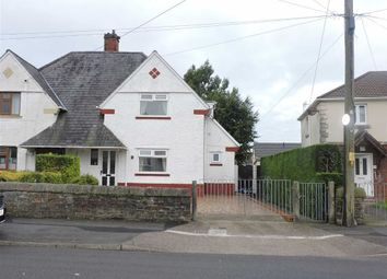 Thumbnail 3 bed semi-detached house for sale in Glynhir Road, Pontarddulais, Swansea