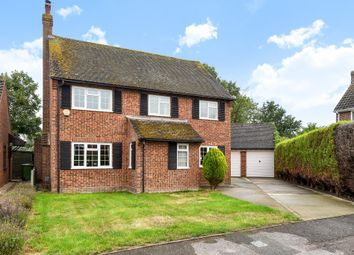 Thumbnail 4 bed detached house for sale in Oakley, Buckinghamshire