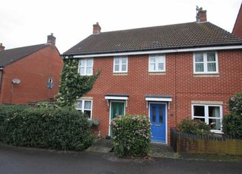Thumbnail 3 bedroom semi-detached house to rent in Kiln Road, Shaw, Newbury