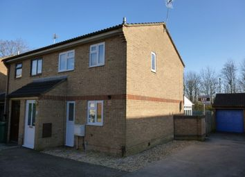 Thumbnail 3 bed semi-detached house to rent in Galloway Close, Basingstoke