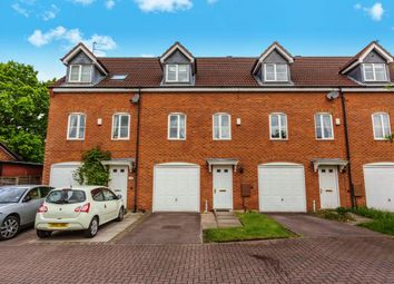 Thumbnail Town house to rent in Lime Grove, Yardley, Birmingham