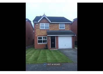 Thumbnail 4 bed detached house to rent in Clover Walk, Pontefract