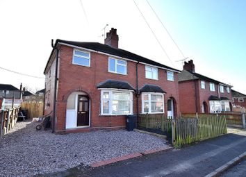 Thumbnail 3 bed semi-detached house for sale in Hollinshead Avenue, Milehouse, Newcastle