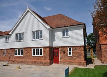 Thumbnail 3 bed semi-detached house for sale in Oak Fields, Hailsham