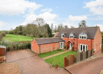 Thumbnail 4 bed detached house for sale in Water Lane, Hough-On-The-Hill, Grantham