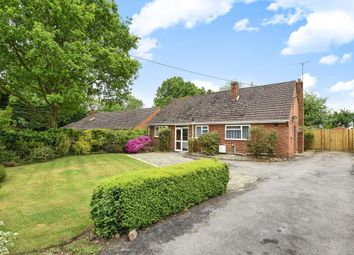 Thumbnail 3 bedroom detached bungalow to rent in Church Road, Winkfield