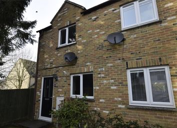 Thumbnail 2 bedroom semi-detached house to rent in Rissington Drive, Witney, Oxfordshire