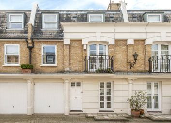 Thumbnail 3 bed mews house for sale in St. Peters Place, London