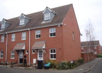 Thumbnail 3 bed town house to rent in Bickon Drive, Quarry Bank