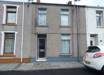 Thumbnail 3 bed terraced house for sale in Glyn Terrace, Tredegar