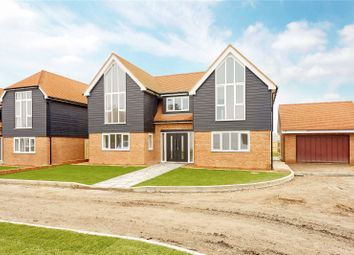 Thumbnail 5 bed detached house for sale in Farthings Wood Rise, Calcott Hill, Canterbury
