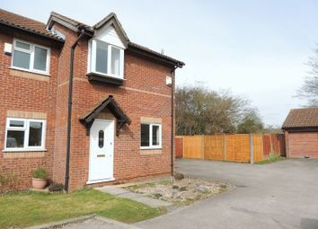 Thumbnail 2 bed end terrace house to rent in Gregory Court, Bristol