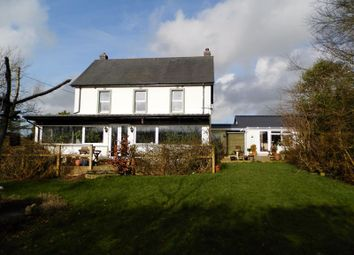 Thumbnail 5 bed detached house for sale in Henllan, Llandysul
