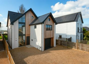 Thumbnail 4 bed detached house for sale in Allan Road, Seasalter, Whitstable