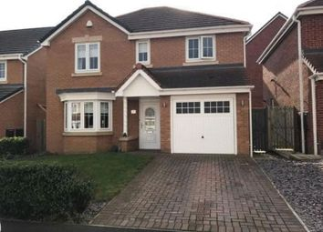 Thumbnail 4 bed detached house for sale in Horton Park, Blyth