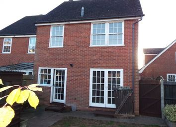 Thumbnail 3 bed end terrace house to rent in Leeds House Mews, Maidstone Road, Hadlow, Tonbridge