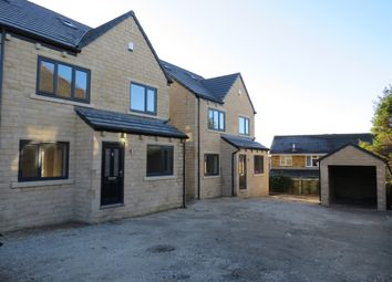 Thumbnail 5 bedroom detached house for sale in Hollinbank Lane, Heckmondwike