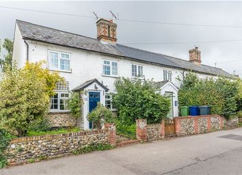 Thumbnail 3 bed cottage for sale in Bartlow Road, Linton, Cambridge