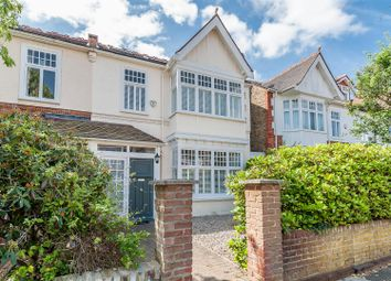 Thumbnail 5 bed semi-detached house for sale in Gerard Road, London