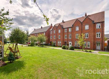 Thumbnail 3 bed town house to rent in Saltersford Rise, The Whitebridge Estate, Stone