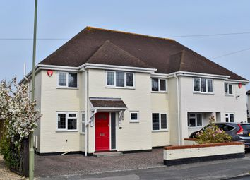 Thumbnail 4 bed semi-detached house for sale in Stanley Road, Lymington