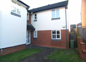 Thumbnail 2 bed flat for sale in Berneshaw Close, Corby, Northamptonshire