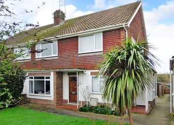 Thumbnail 2 bed flat to rent in Sutherland Close, Rustington, Littlehampton