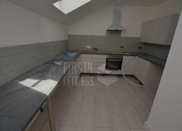 Thumbnail 4 bed flat to rent in Braunstone Gate, West End