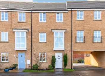 Thumbnail 4 bed terraced house for sale in New Lakeside, Hampton Vale, Peterborough
